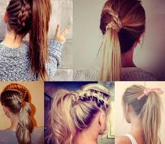 easy and quick hairstyles for school dailymotion longairstyles formidable cute and very easy for school dances