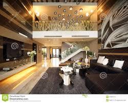Modern Living Room Interior Living Room Interior Design Royalty Free Stock Images Image
