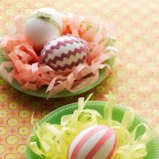 Easter Egg Decorating At Home by Pretty Ways To Decorate With Easter Eggs For Easter From Better