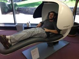 yes there are actually nap machines in olin and scili wesleying