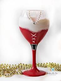 Christmas Wine Christmas Diy Santa Wine Glass Wine Glass And Pumpkin Wine