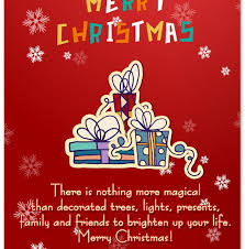 wishing family and friends merry merry