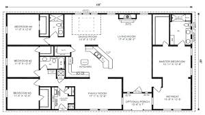 Wick Homes Floor Plans 00004v Steel Home Floor Plans Texas 19 On Texassteel Open Homes