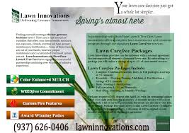lawn care programs for do it yourself lawn innovations