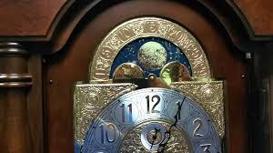 Howard Miller Grandfather Clock Value Howard Miller Robinson 611 042 Youtube