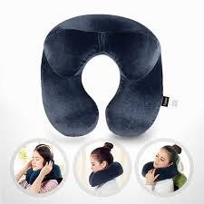 sleep accessories comfortable u shape travel pillow travel accessories pillows for