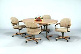 Leather Swivel Dining Chairs Dining Swivel Chairs Mid Century Swivel Dining Chairs By Heritage