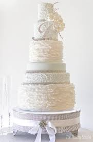 custom wedding cakes luxury custom wedding cakes in daytona fl the pastry studio