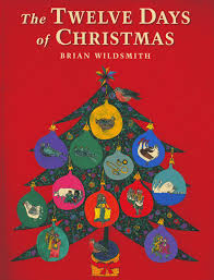 the of children s picture books the twelve days of