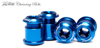 titanium chain rings images Xlite chainring bolt set 4pc 7mm mtn loaded usa jpg