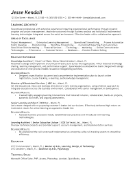 Architectural Resume Sample by Technical Architect Resume Sample Resume For Your Job Application