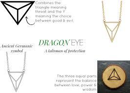 inspired by the s eye symbol muru jewellery