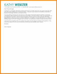 cover letter technology 8 help desk cover letter character refence
