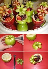how to make fruit baskets 107 best creative fruit baskets images on fruit salads