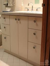 Modern Bathroom Vanities And Cabinets Kate Builds A Mid Century Modern Bathroom Vanity Total Cost
