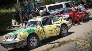 rally porsche both rothsport built 911s finish the mexican 1000 rally the drive