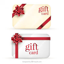 gift card packs gift cards pack vector free