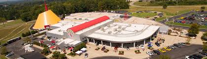 where is the national corvette museum about the museum national corvette museum