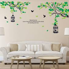 White Tree Wall Decal For Nursery by White Tree Wall Decal Australia Wall Murals You U0027ll Love