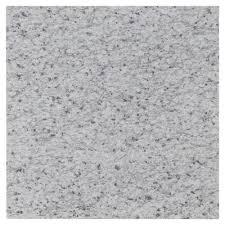 kashmir white leather granite tile 18in x 18in 100074285