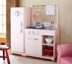 pink play kitchen sets all in 1 retro pottery barn o moute