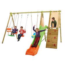 siège bébé pour portique portique bois métal 2 30 m nacelle cabane escalade siège bébé