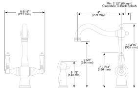 Brizo Tresa Kitchen Faucet Faucet Com 62136lf Pn In Brilliance Polished Nickel By Brizo