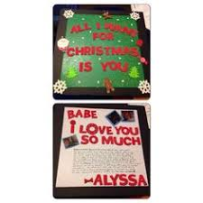 diy made this for callie my boyfriends sister for a christmas