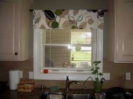 Kitchen Valance Ideas No Sew Valance Tutorial Ll Possibly In The Kitchen For The