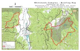 Wildfire Map Boise National Forest Home