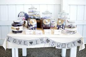 Wedding Candy Table Sarah U0027s Wedding Candy Table Leona Lane