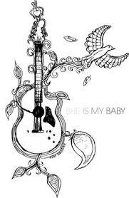 Guitar Tattoo Designs Ideas Top Tattoo Trees Best Tattoo Design Ideas Tattoo Images By