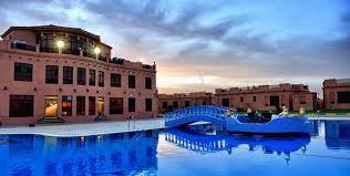 getaway packages at al bada resort
