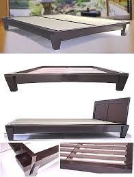 Japanese Platform Bed Platform Beds Low Platform Beds Japanese Solid Wood Bed Frame