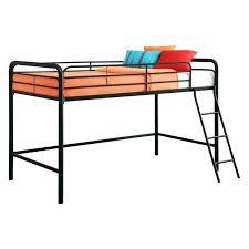 black metal twin loft bed with desk loft bed black black wooden twin loft bed hoodsie co