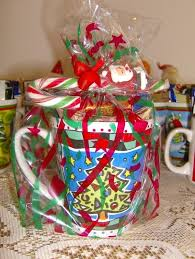 easy christmas gift mug bread bread and candy canes