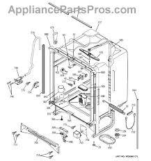 Dishwasher With Heating Element Ge Wd05x10010 Dishwasher Heating Element Appliancepartspros Com