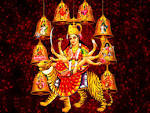 Wallpapers Backgrounds - Wallpapers Motive Devi Durga Maa Navratri Kali