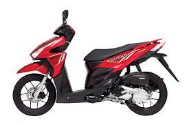 future honda honda click 125i the scooter of the future has arrived