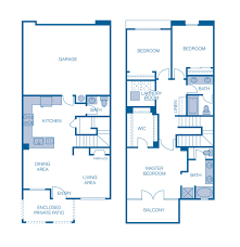 Townhomes Floor Plans Pricing U0026 Floorplans Imt Rancho Serrano Townhomes In Thousand