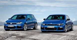 volkswagen scirocco sport volkswagen scirocco r and golf r available to order now