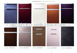 Kitchen Cabinet Door Materials Direct Factory High Gloss Acrylic Kitchen Cabinet Door Designs