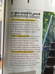 Outdoor Concrete Patio Paint Best 25 Painted Concrete Steps Ideas On Pinterest Painted
