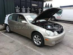 lexus is 2001 parting out 2001 lexus gs 300 stock 3012gy tls auto recycling