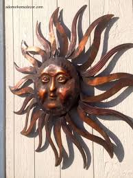 Sun Wall Decor Outdoor 10 Best Mexican Moon And Sun Decor Images On Pinterest Indoor