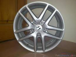 Used Honda Accord Rims For Sale Honda Accord Cl9 Oem Alloys Car Parts Pakwheels Forums