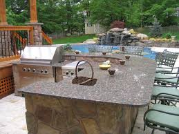 Unique Pool Ideas by Backyard Designs With Pool And Outdoor Kitchen Pool Design