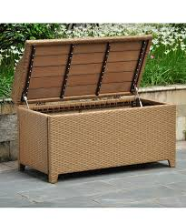 charming component patio storage bench for your outdoor bedroomi net