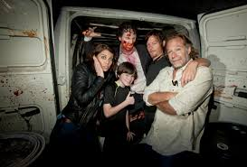 coupon for halloween horror nights cast of u0027the walking dead u0027 hit halloween horror nights