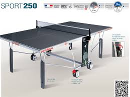 cornilleau indoor table tennis table cornilleau ping pong table sport 250 indoor